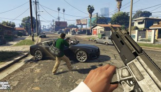 Grand Theft Auto V (B2P) screenshot5