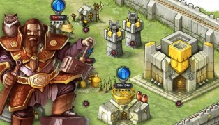 Emporea: Realms of war and magic screenshot1