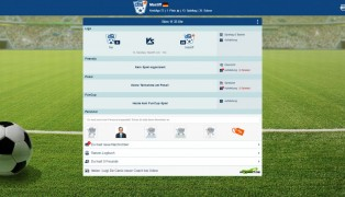 Online Football Manager screenshot1
