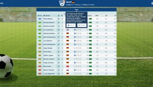 Online Football Manager screenshot2