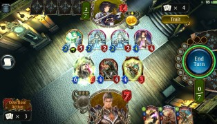Shadowverse CCG screenshot1