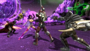 DC Universe Online screenshot4