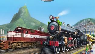 TrainStation screenshot1