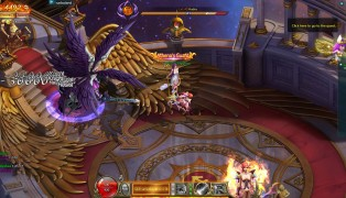 Sacred Saga Online screenshot6