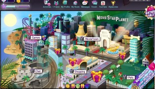 MovieStarPlanet screenshot3