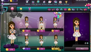 MovieStarPlanet screenshot5