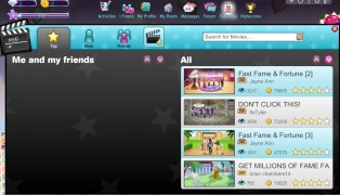 MovieStarPlanet screenshot8