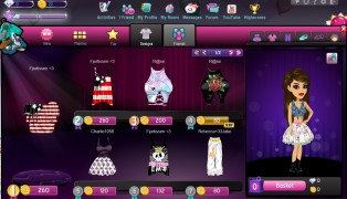 MovieStarPlanet screenshot9