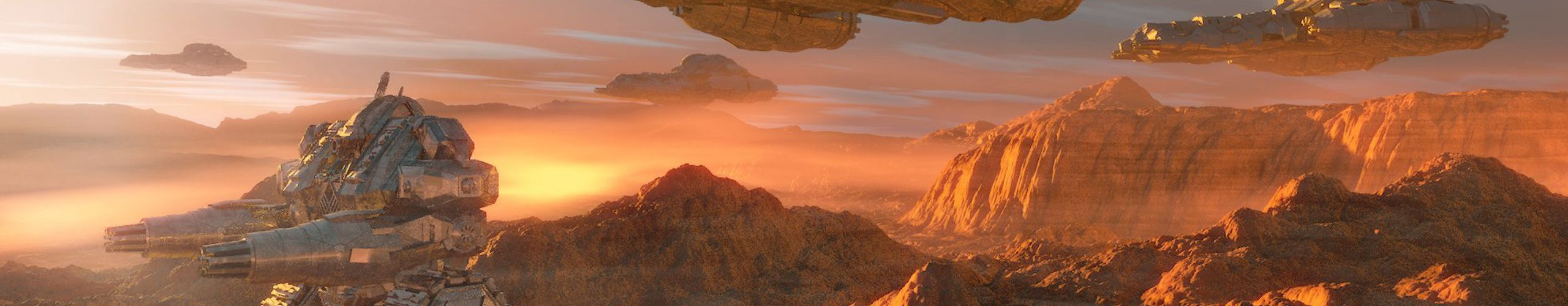 Mars Battle
