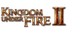 Kingdom Under Fire II logo