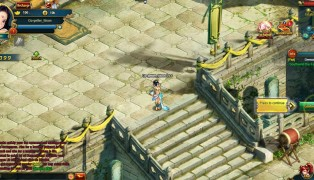 Realm of Warriors screenshot3