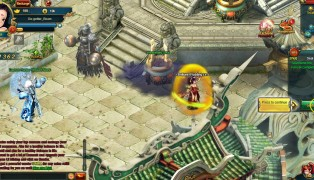 Realm of Warriors screenshot4