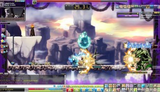 MapleStory Black Mage screenshot10