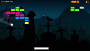 Halloween Arkanoid 2 screenshot1