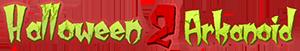 Halloween Arkanoid 2 logo