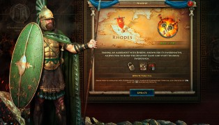 Sparta: War of Empire screenshot6