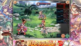 Kamihime PROJECT R screenshot10