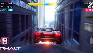 Asphalt 9: Legends screenshot8