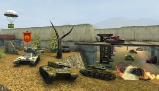 Tanki Online screenshot2