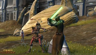Star Wars The Old Republic screenshot4