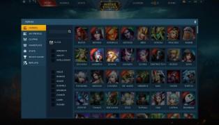 Heroes Evolved screenshot1
