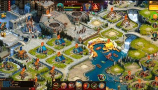 Vikings: War of Clans screenshot9