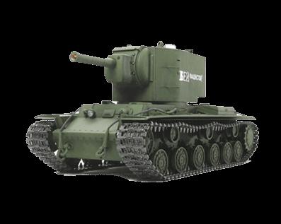 Czołg KV-2
