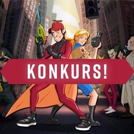 Konkurs dla prawdziwych Bohaterów!