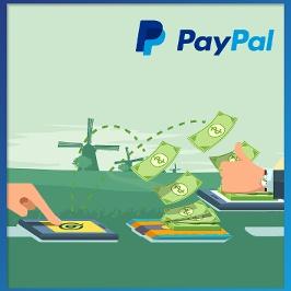 Pierwsze wpłaty PayPal wysłane!