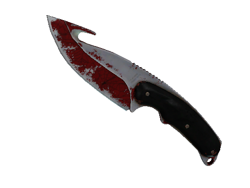 ★ Gut Knife | Crimson Web za darmo