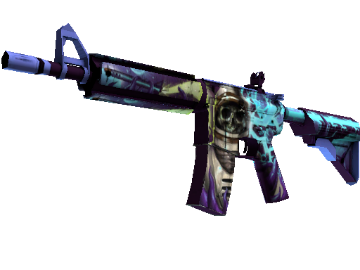M4A4 | Desolate Space za darmo
