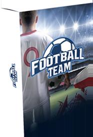 Football Team 200 kredytów za darmo