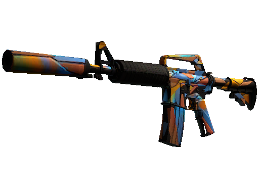 M4A1-S | Leaded Glass za darmo